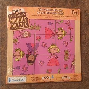 Dr. Baffler's Muddle Puzzle - New/Sealed